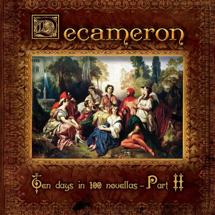Decameron Part 2 Cover